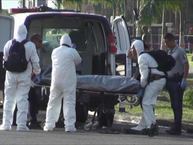 México: al menos 6 reos decapitados tras motín en penal de Acapulco
