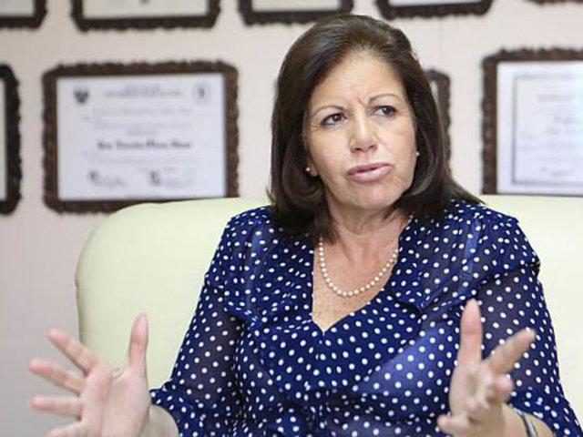 Lourdes Flores presentó recurso contra el JNE por vulnerar derecho de electores en la segunda vuelta