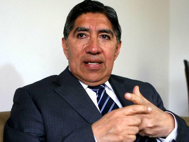 Ministerio Público inició investigación preliminar contra responsables de la agresión a Avelino Guillén