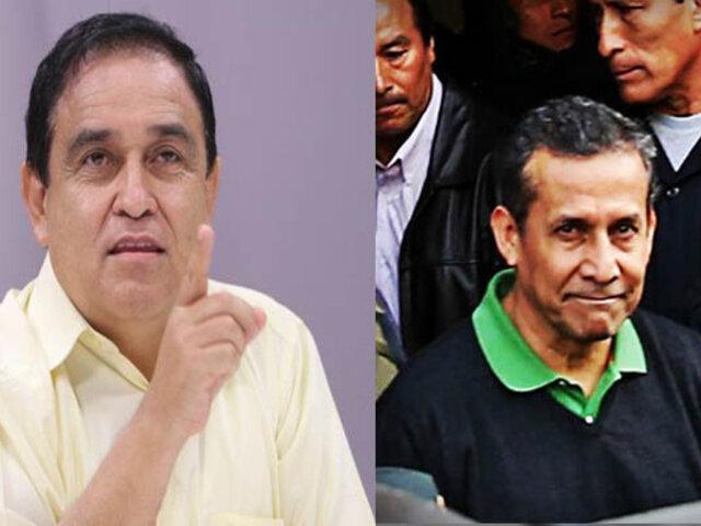 Fredy Otárola sobre Humala: Estamos seguros que este abuso se va a revertir