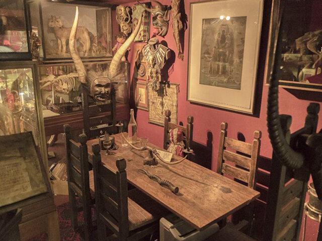 Londres: conozca el escalofriante museo Viktor Wynd