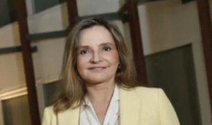Embajadora en aprietos: Susana de la Puente habría recibido aportes de Odebrecht