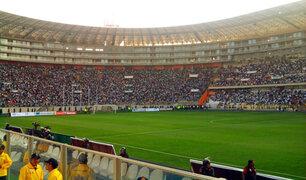 Estadio Nacional estará en optimas condiciones para duelo ante Bolivia