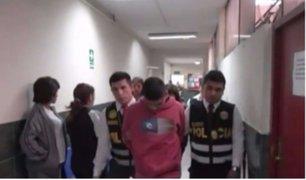 Independencia: capturan a delincuente que fungía de taxista en exteriores de discoteca