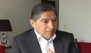 Avelino Guillén analiza estrategia de la defensa de Humala y Heredia