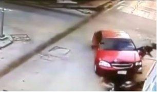 Guatemala: dos personas a bordo de una motocicleta son víctimas de fatal accidente