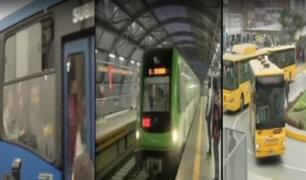 Analizan propuesta de creación de Autoridad de Transporte Urbano para Lima y Callao