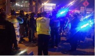 San Borja: detienen a una persona tras asalto frustrado cerca a La Rambla