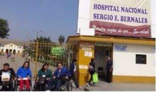 Comas: clausuran cooperativa que funcionaba en hospital de Collique tras robo