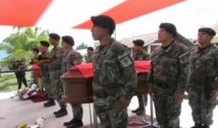 Dos miembros del Ejército mueren tras enfrentamiento con narcoterroristas