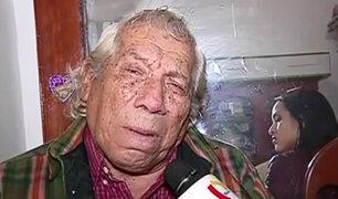 Alcalde de Comas ofrece ayuda a cómico Guillermo Campos