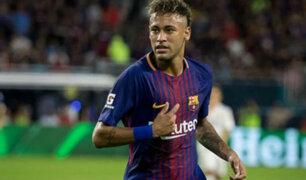 Barcelona: hinchas catalanes llaman traidor a Neymar