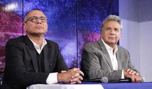 Ecuador: mandatario Lenín Moreno remueve del cargo a su vicepresidente