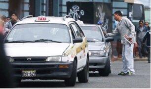 Rímac: joven asaltada por falso colectivero fue abandonada en túnel Santa Rosa