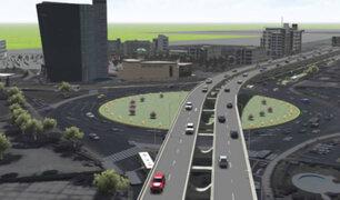 La Molina: aprueban construcción de bypass en óvalo Monitor