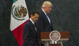 Filtran llamada entre Donald Trump y Enrique Peña Nieto