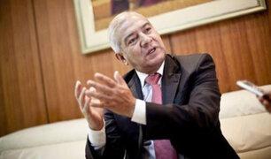 Wilfredo Pedraza: testimonio de Nogueira no revela irregularidades en Gasoducto