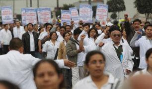 Este 26 de junio se definirá si se inicia huelga en el sector salud