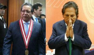Fiscal Sánchez: Pronto se resolverá pedido de detención contra AlejandroToledo