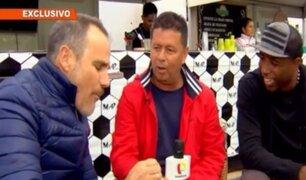 'Cuto' y 'Puchungo': la pareja explosiva del fútbol peruano