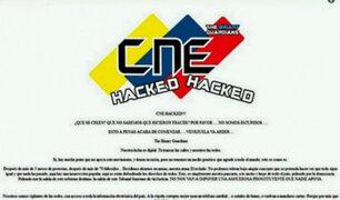 Venezuela: Hackean webs de instituciones públicas