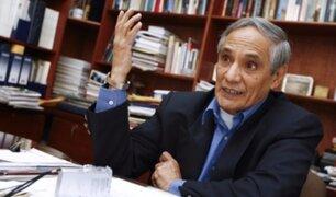 """González Izquierdo: """"Inestabilidad política produce incertidumbre en la población"""""""