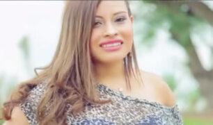 Familiares de cantante folclórica denuncian su desaparición