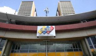 Venezuela: Consejo Electoral prohíbe a oposición ir a comicios