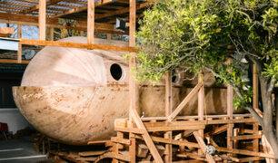 [VIDEO] EEUU:  Este invento podría reducir las muertes durante tsunamis