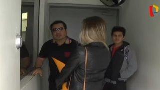 Alexander Blas: el 'Príncipe de Gamarra' fue captado con conocida modelo