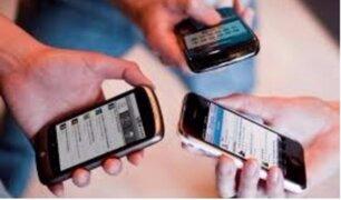 Osiptel eliminó los cobros por topes de consumo en telefonía móvil