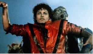 Venecia: videoclip 'Thriller' será relanzado en 3D