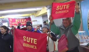 Maestros de provincia se pronuncian sobre acuerdo del Minedu con sindicatos regionales