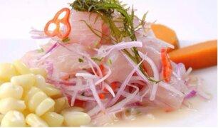 Ceviche sigue siendo el plato más vendido pese a alza del limón y pescado
