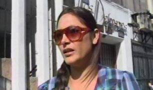 Ayacucho: actriz Magaly Solier denunció a su esposo por agresión física