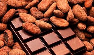 Pucallpa batió récord Guinness de degustación de chocolate más grande del mundo