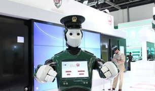 [VIDEO] 'Robocop' ya es una realidad en las calles de Dubai
