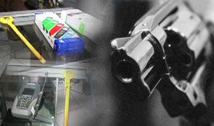 Rímac: roban material especializado de ingeniería frente a la UNI