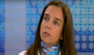 María Cecilia Villegas presenta su libro 'La verdad de una mentira'