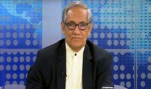 Jorge González Izquierdo analiza alza de precios en tarifa de agua potable