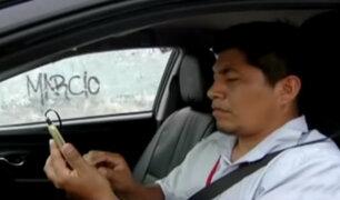Callao: delincuentes utilizan aplicativos digitales para asaltar a taxistas