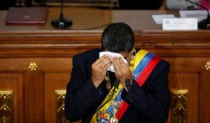 Venezuela: Nicolás Maduro solicita tener 'diálogo personal' con Donald Trump