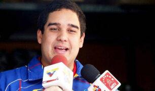 """Hijo de Nicolás Maduro: """"Los fusiles llegarían hasta la Casa Blanca"""""""