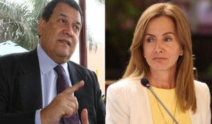 Ministro Nieto: Marilú Martens permanentemente busca diálogo  con docentes