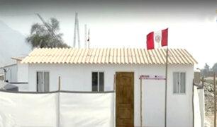 Frágiles y caras: viviendas temporales adquiridas durante emergencia