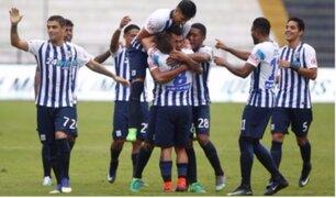 Alianza Lima se coronó campeón del Torneo Apertura tras empate en Cajamarca