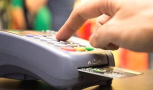 Detienen a dos bandas delincuenciales que estafaban con tarjetas de crédito