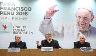 El papa Francisco llegará al Perú y este será su recorrido
