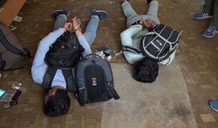 Rusia: detuvieron a cuatro Yihadistas que planeaba atentados en Moscú