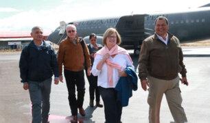 Ministro Nieto: Plan de prevención contra heladas y friaje se cumplió en 95%